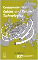 Cover of: Communication cables and related technologies