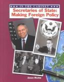 Cover of: Secretaries of state