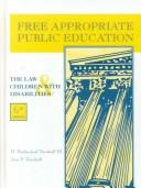 Free appropriate public education by H. Rutherford Turnbull