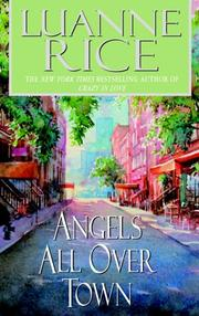 Cover of: Angels all over town