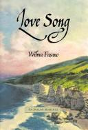 Cover of: Love song
