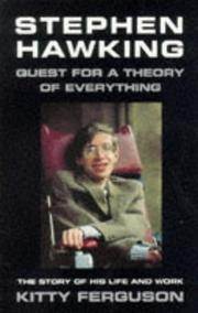 Cover of: Stephen Hawking Quest for a Theory of Ev