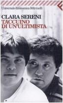 Cover of: Taccuino di un'ultimista