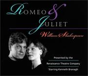 Cover of: Romeo and Juliet | William Shakespeare