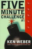 Cover of: Five minute challenge #1