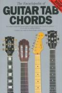 Cover of: The encyclopedia of guitartab chords