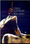 Cover of: Altura de la sangre
