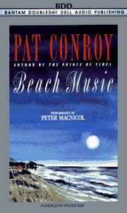 Cover of: Beach Music