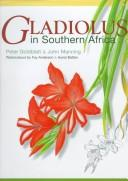 Cover of: Gladiolus in Southern Africa