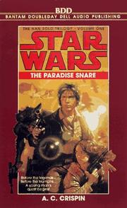 Cover of: Star Wars: The Paradise Snare: Han Solo Trilogy 1