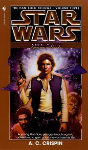 Cover of: Star Wars: Rebel Dawn: Han Solo Trilogy