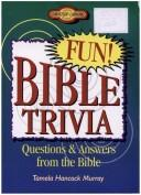 Cover of: Bible trivia