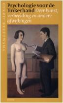 Cover of: Psychologie voor de linkerhand