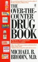 Cover of: The over-the-counter drug book