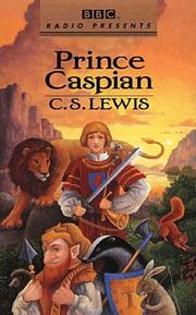 Cover of: Prince Caspian |