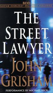 Cover of: The Street Lawyer (John Grishham) |