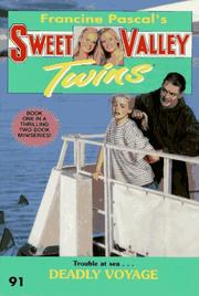 Cover of: Deadly Voyage