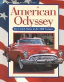 Cover of: American odyssey | Gary B. Nash