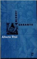 Cover of: Jardín errante