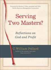 Cover of: Serving two masters?