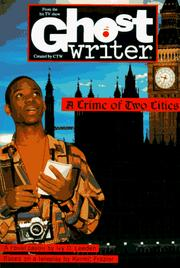 Cover of: Crime of Two Cities (Ghostwriter) | Ivy D. Leeden