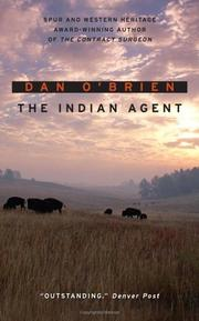 Cover of: The Indian Agent | Dan O