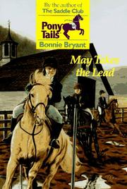 Cover of: May Takes the Lead