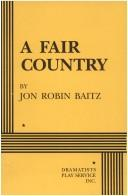 Cover of: A fair country