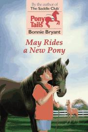 Cover of: May Rides a New Pony