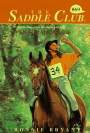 Cover of: Endurance Ride
