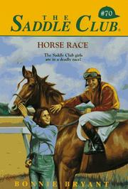 Cover of: Horse Race