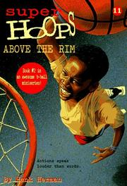 Cover of: Above the Rim | Hank Herman
