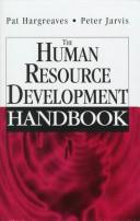 Cover of: The human resource development handbook | Pat Hargreaves