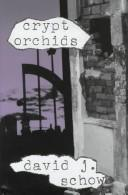 Cover of: Crypt orchids