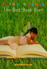 Cover of: The Best Book Ever! (Fairy School)