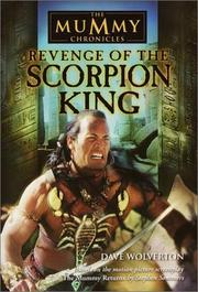 Cover of: Revenge of the scorpion king