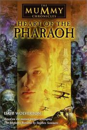 Cover of: Heart of the pharaoh