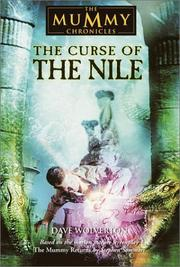 Cover of: The curse of the Nile