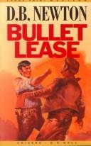 Cover of: Bullet lease