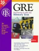 Cover of: Practicing to take the history test. |
