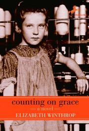 Cover of: Counting on Grace | Elizabeth Winthrop