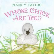Cover of: Whose chick are you?