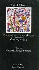 Cover of: Retornos de lo vivo lejano