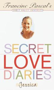 Cover of: Secret Love Diaries | Francine Pascal