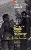 Cover of: Memorie estorte a uno smemorato