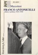 Cover of: Franco Antonicelli