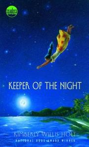 Cover of: Keeper of the Night