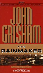 Cover of: The Rainmaker (John Grishham)