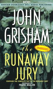 Cover of: The Runaway Jury (John Grishham)