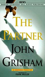 Cover of: The Partner (John Grishham)